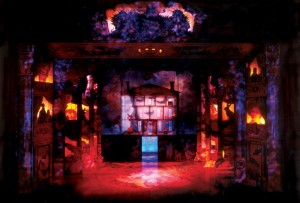 The B'Wway Set Of THE SECRET GARDEN