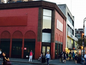So far, nothing has replaced the old B Dalton's Booksellers on 8th & Sixth Ave