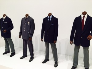 This exhibit explores museum guards across the City