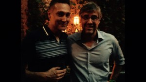 Cable Rockstar and Downtown Fixture Mo Rocca